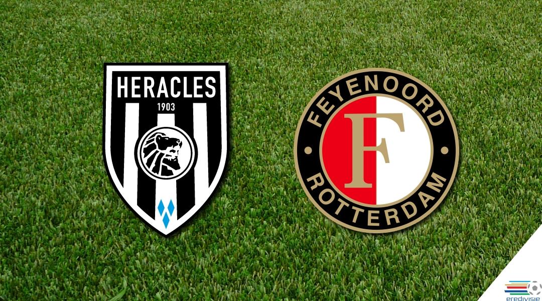 Heracles – Feyenoord Bezoeken?