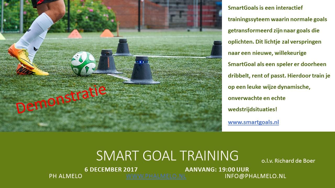 Smart Goal Training
