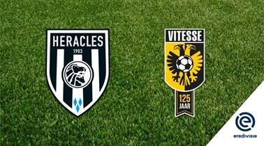 Wie Wil Er 15 Oktober Naar Heracles Almelo – Vitesse?